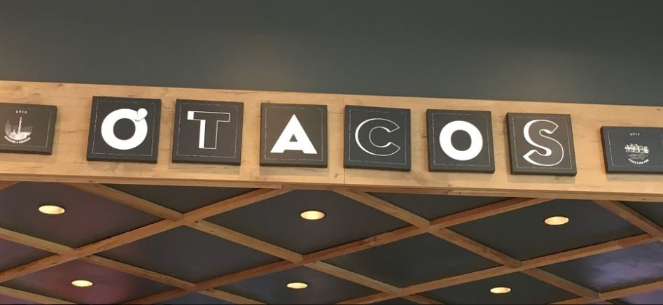 Enseigne O Tacos