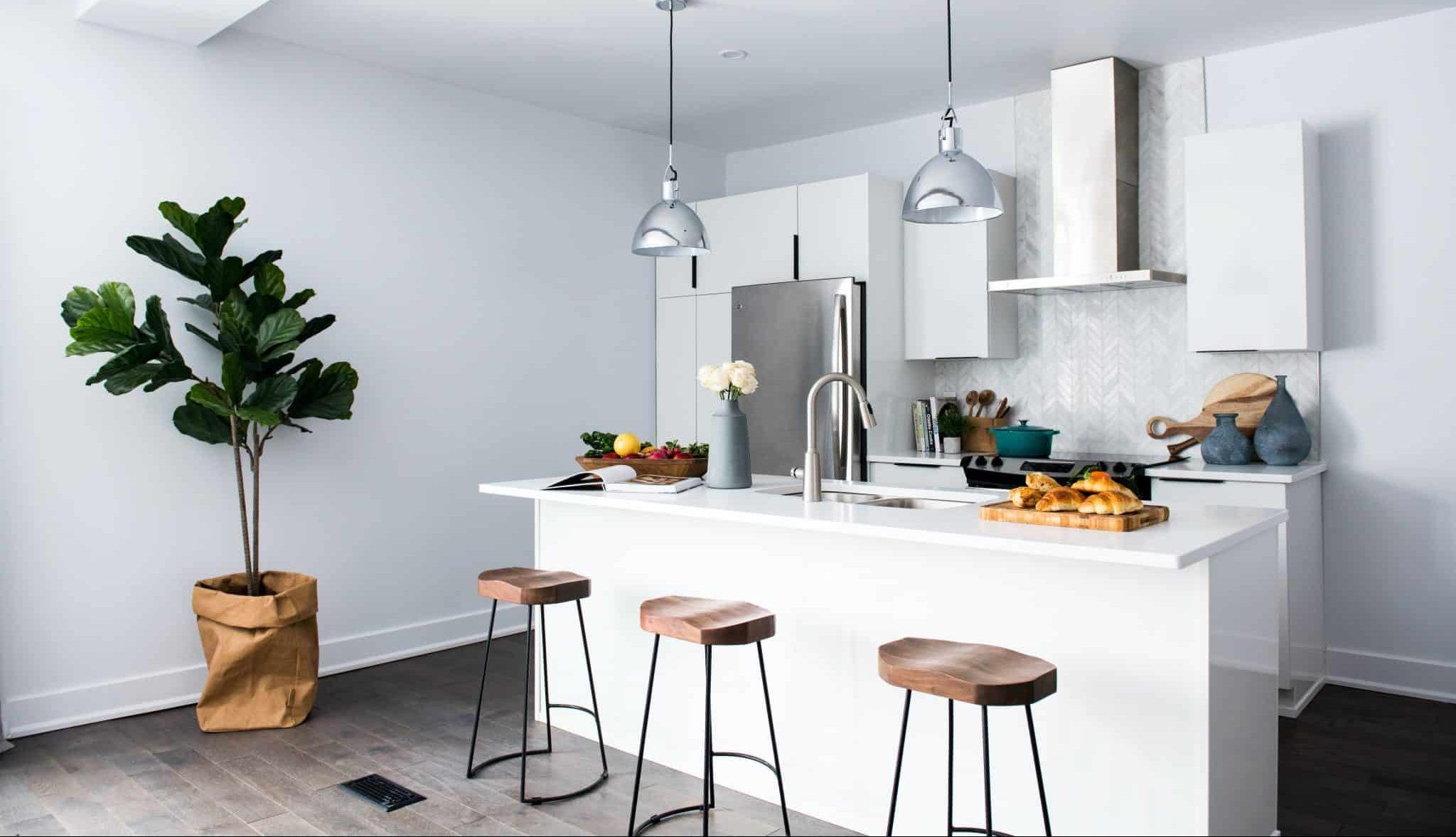 la 3D dans l'agencement de cuisines sur-mesure