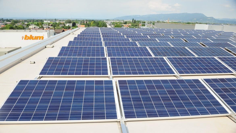 panneaux photovoltaiques blum